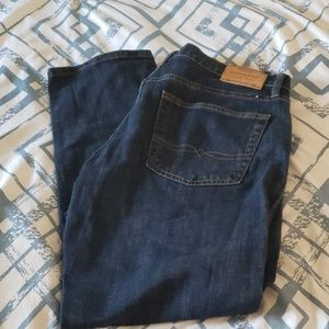 Mens Lucky Brand Jeans! 36/30- 221 Straight
